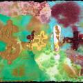 Mel Bochner   $#!+, 2013  23 x 30 cm